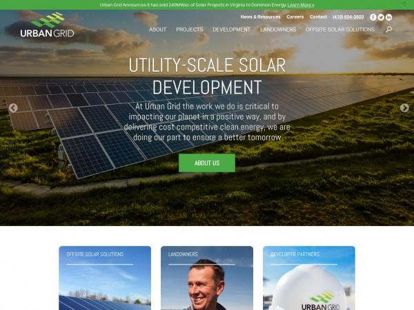 urbangridco.com