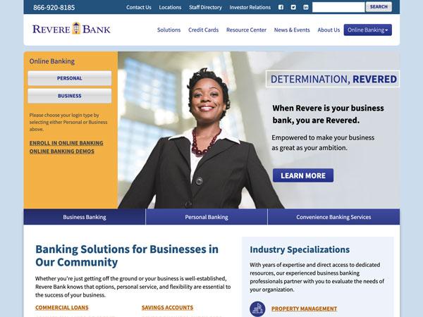 reverebank.com