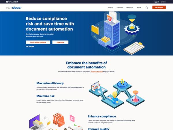 AbacusNext – hotdocs.com